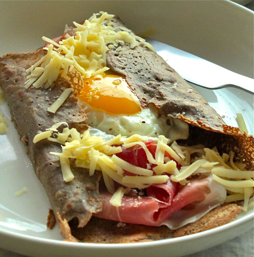 crepes galette