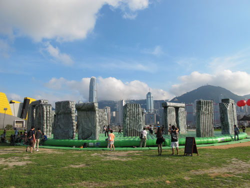 stonehenge inflation kowloon