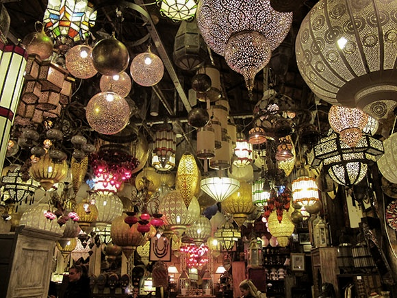 Marrakech Lamps