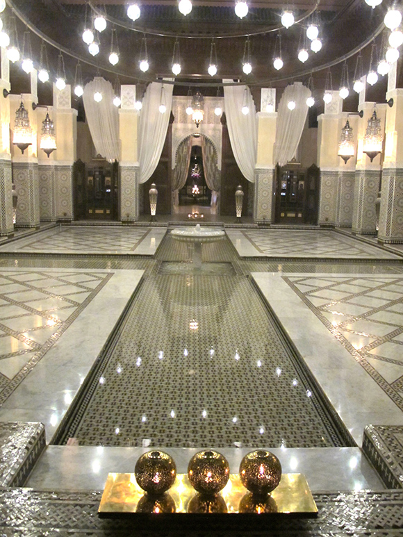 royal monceau interiors marrakech