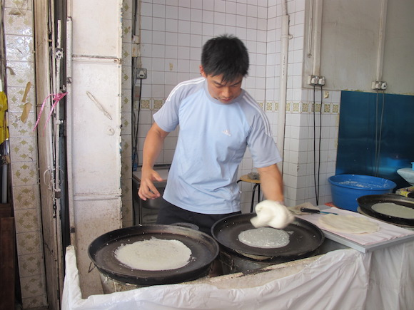 making poh piah skin singapore