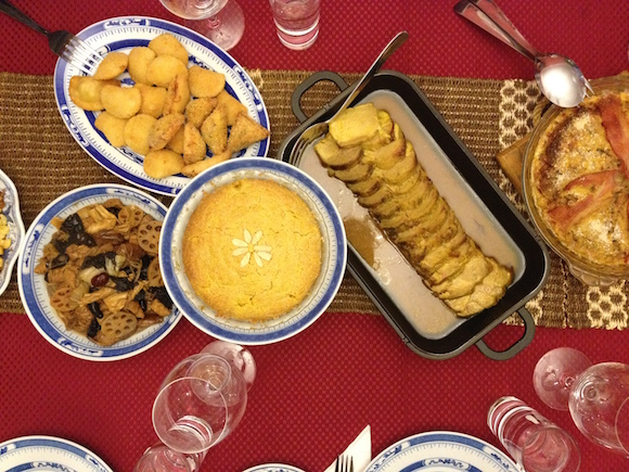 Feast cooked up by Macanese chef Florita Alves