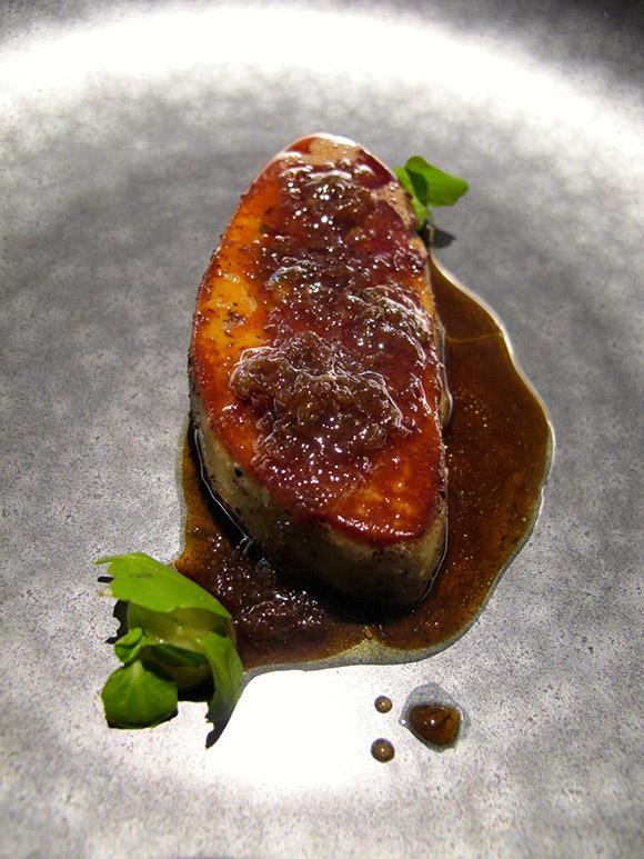 cyril lignac quinzeme foie gras